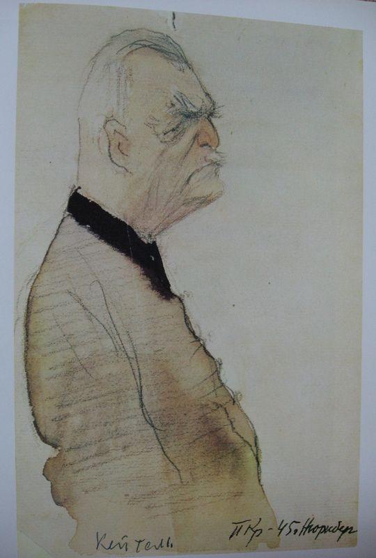 Wilhelm Keitel - Kukryniksy