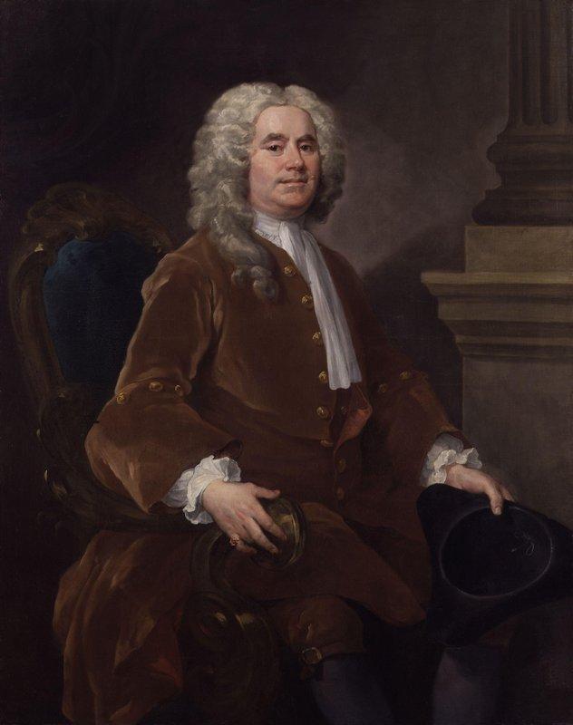 William Jones - William Hogarth