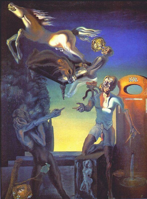 William Tell - Salvador Dali