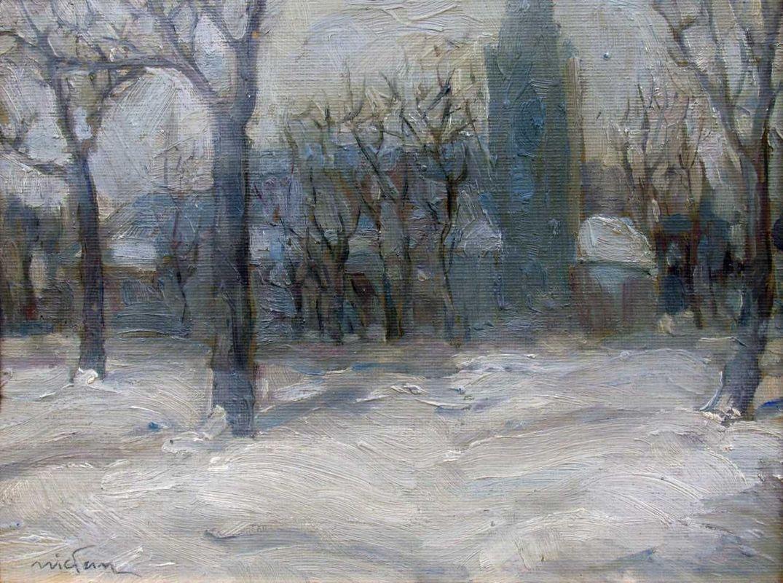 Winter in Innsbruck - Nikola Tanev