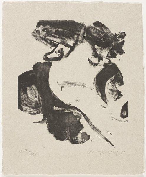 With Love - Willem de Kooning