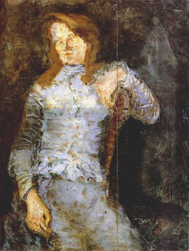 Woman's Portrait - Vladimir Tatlin