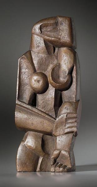 Woman Standing - Fernando Botero