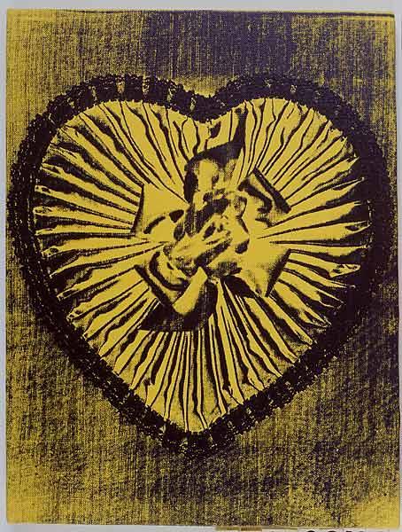 Yellow Candy Box - Andy Warhol
