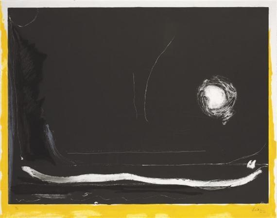 Yellow Jack - Helen Frankenthaler