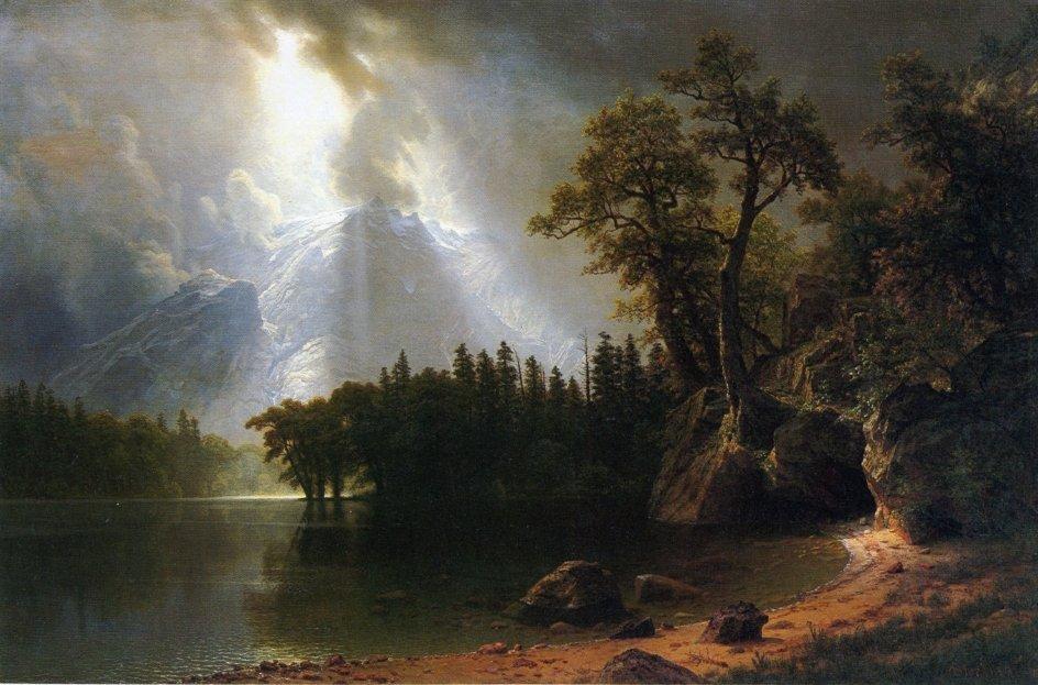 Yosemite - Albert Bierstadt