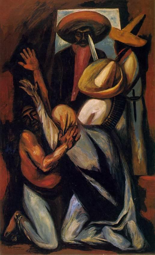 Zapata - Jose Clemente Orozco