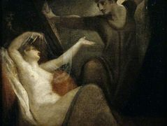 A Scene from 'The Wife of Bath's Tale' – Henry Fuseli
