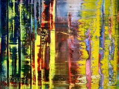 Abstract Painting 780-1 – Gerhard Richter