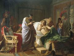 Alexander of Macedon Trust's the Doctor Philip – Henryk Siemiradzki