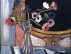 Anemone and Mirror  – Henri Matisse