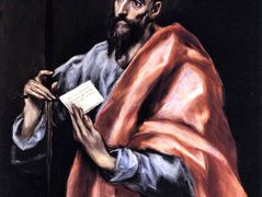Apostle St. Paul — El Greco