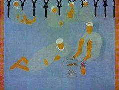 Arabian Coffee House  – Henri Matisse