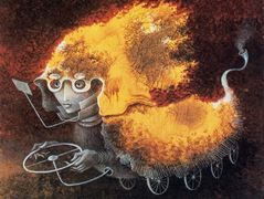 As the Volante – Remedios Varo