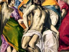 Ascension of Jesus – El Greco