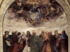 Assumption of the Virgin – Rosso Fiorentino