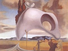 Atavistic Vestiges After the Rain – Salvador Dali