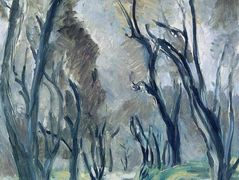 Avenue of Olive Trees  – Henri Matisse