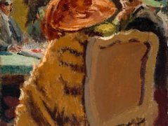 Baccarat – the Fur Cape – Walter Sickert