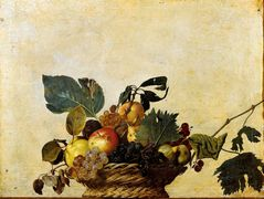 Basket of Fruit – Caravaggio