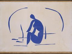 Bather in the Reeds – Henri Matisse