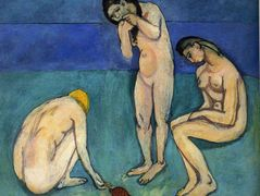Bathers with a Turtle  – Henri Matisse