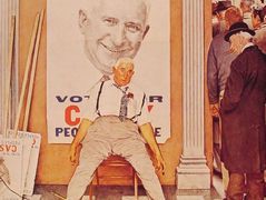 Before and After – Norman Rockwell