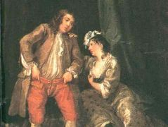 Before the Seduction and After — William Hogarth