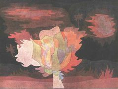 Before the snow — Paul Klee