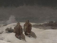 Below Zero – Winslow Homer