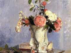Bouquet of Flowers – Camille Pissarro