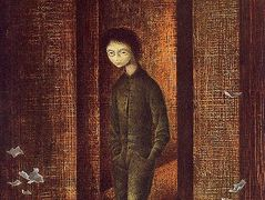 Boy And Butterfly – Remedios Varo