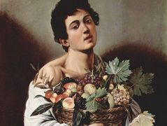 Boy with a Basket of Fruit – Caravaggio