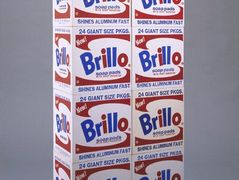 Brillo Soap Pads Boxes — Andy Warhol