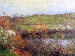 Buds and Blossoms – Willard Metcalf