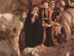 Burial of Saint Lucy – Caravaggio