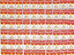 100 Cans — Andy Warhol
