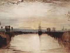 Chichester Canal — William Turner