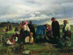 Child Funeral – Konstantin Makovsky