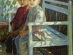 Children – Nikolay Bogdanov-Belsky