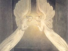 Christ in the Sepulchre – William Blake