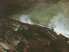 Coast of Maine – Winslow Homer