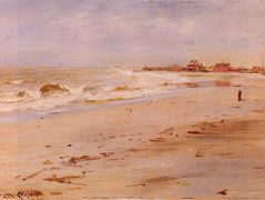 Coastal View — William Merritt Chase