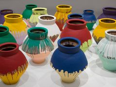 Colored Vases – Ai Weiwei