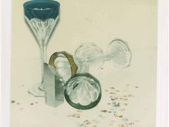 Committee 2000 Champagne Glasses — Andy Warhol