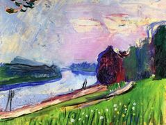 Copse of the Banks of the Garonne – Henri Matisse