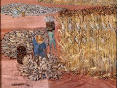 Corn harvest  – Candido Portinari