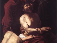 Crowning with Thorns – Caravaggio
