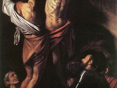 Crucifixion of Saint Andrew – Caravaggio