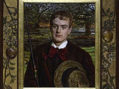 Cyril Benoni Holman Hunt  – William Holman Hunt